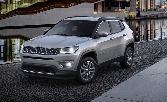 jeep compass price in india images mileage features reviews jeep cars. Black Bedroom Furniture Sets. Home Design Ideas