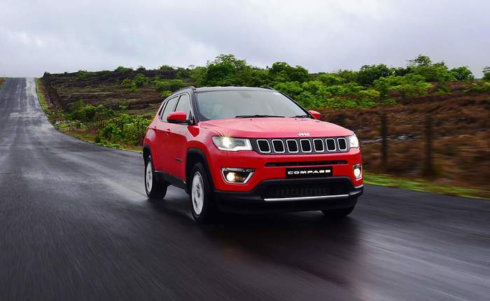 Jeep Compass View