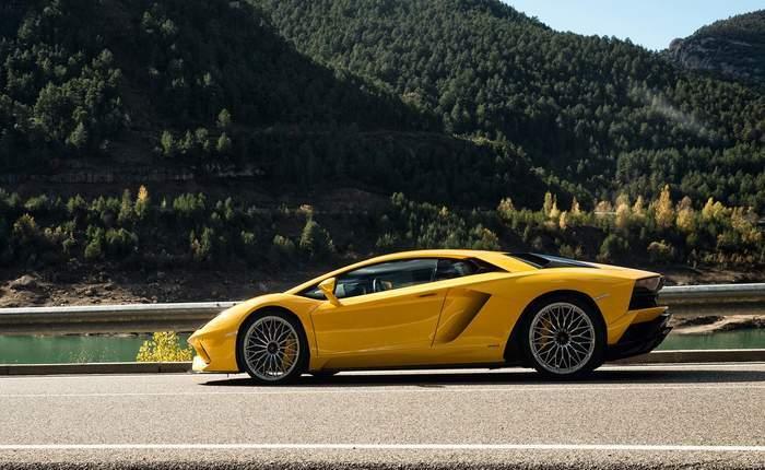 Lamborghini Aventador S Price In India Images Mileage Features