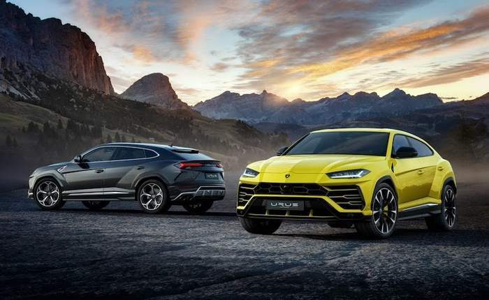 Lamborghini Urus Price In Bangalore Get On Road Price Of