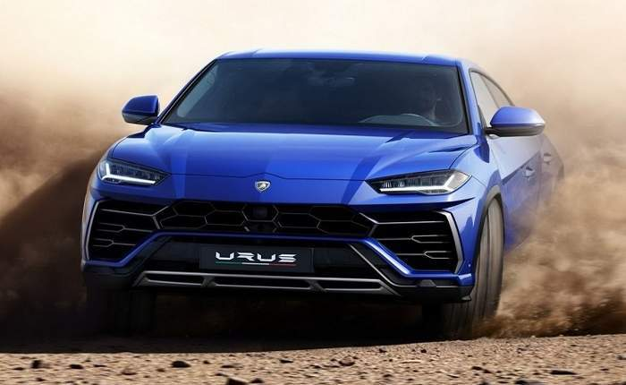 Lamborghini Urus Price In New Delhi Get On Road Price Of