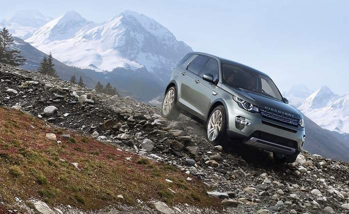 land rover discovery sport price in pune get on road price of land rover discovery sport. Black Bedroom Furniture Sets. Home Design Ideas