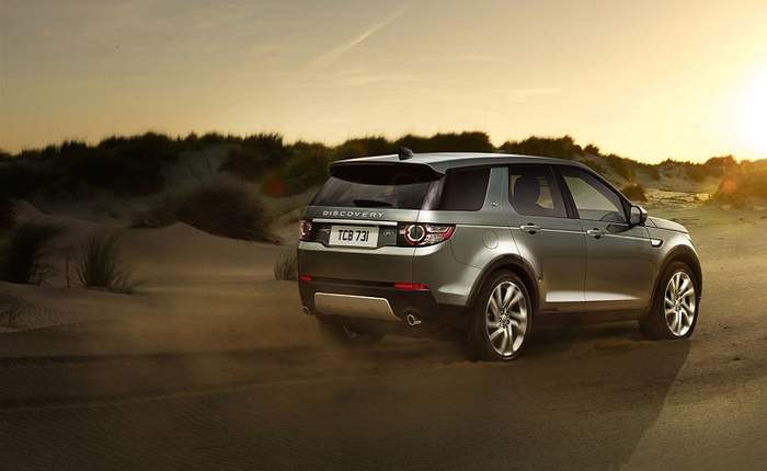 Land Rover Discovery Sport Price In New Delhi Get On Road Price Of