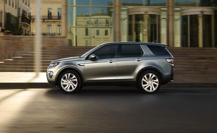 Land Rover Discovery Sport Price In India Images Mileage Features
