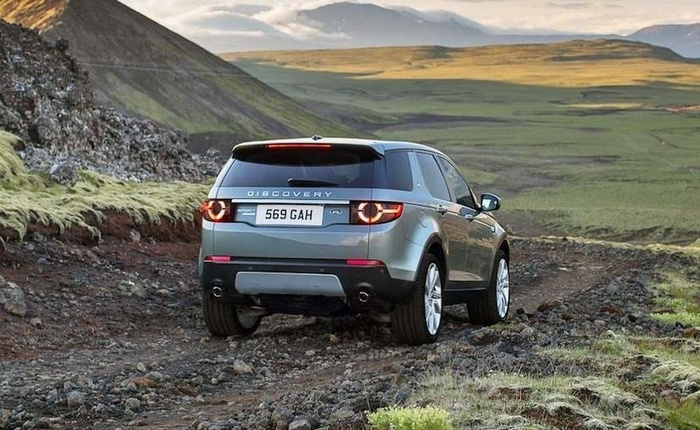 land rover discovery sport price in india images mileage features reviews land rover cars. Black Bedroom Furniture Sets. Home Design Ideas