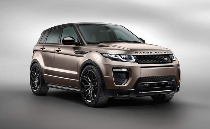 Land rover range rover evoque price in india images for Range rover exterior design package