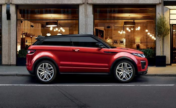 Land Rover Range Rover Evoque Price In Bangalore Get On Road