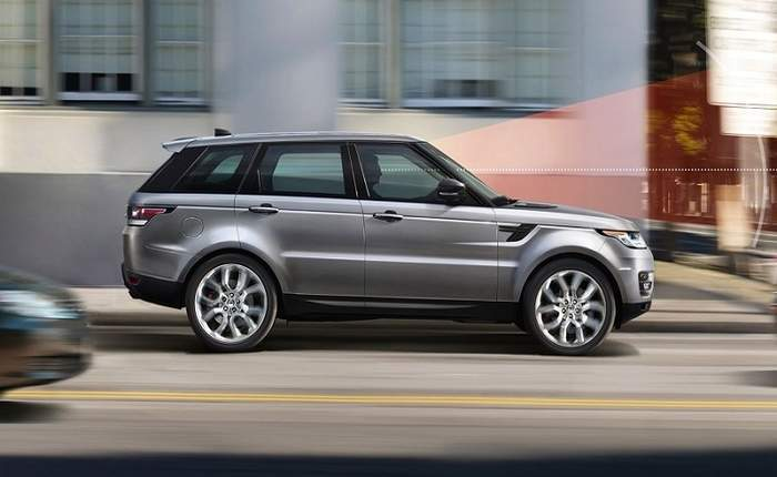 Land Rover Range Rover Sport Price In New Delhi Get On Road Price