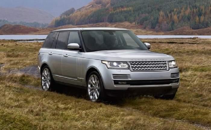 Land rover range rover lwb svautobiography petrol for Range rover exterior design package