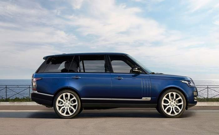 Land Rover Range Rover Price, Images, Reviews and Specs
