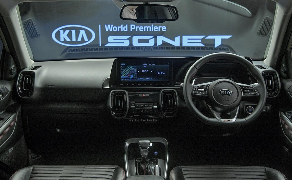 Kia Sonet HTK Plus Petrol On-Road Price, Sonet HTK Plus ...