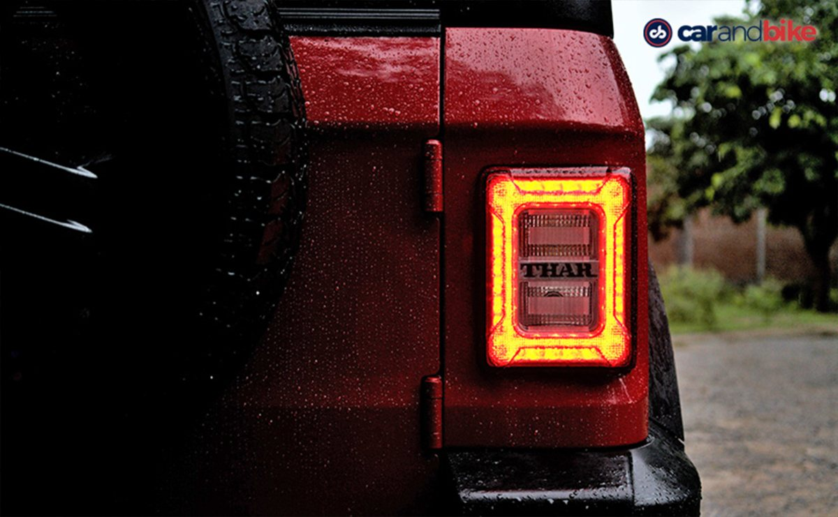 New Mahindra Thar 2020 AX Manual Soft Top 6 Seater On-Road ...
