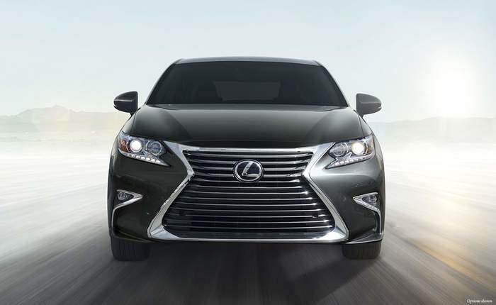 Lexus Es Front View