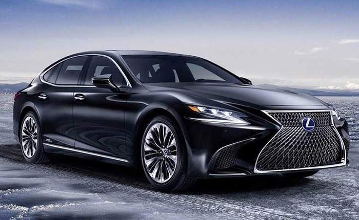 Lexus Ls 500h Luxury Price Features Car Specifications
