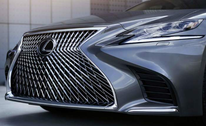 Lexus Ls 500h Luxury Price Features Car Specifications