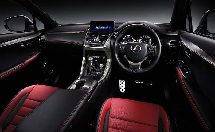 Lexus NX Price in India, Images, Mileage, Features, Reviews - Lexus Cars