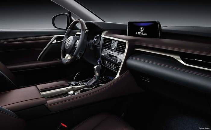 lexus rx f sport price features car specifications. Black Bedroom Furniture Sets. Home Design Ideas