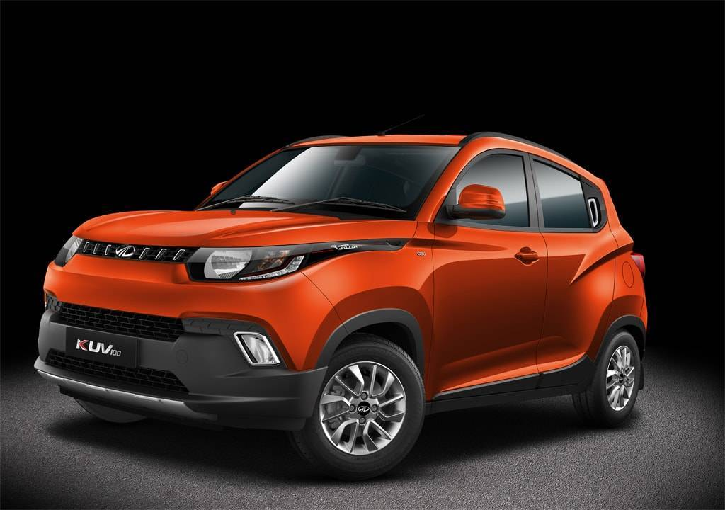 Mahindra Kuv100 K2 Petrol 6 Seater Price Features Car