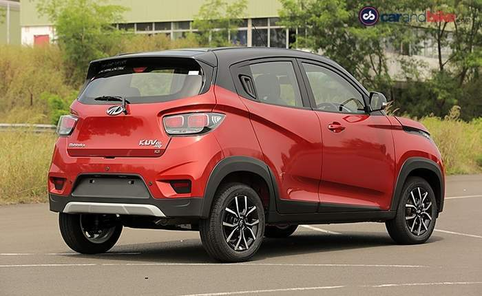 mahindra kuv100 nxt k8 dual tone diesel price features car specifications. Black Bedroom Furniture Sets. Home Design Ideas