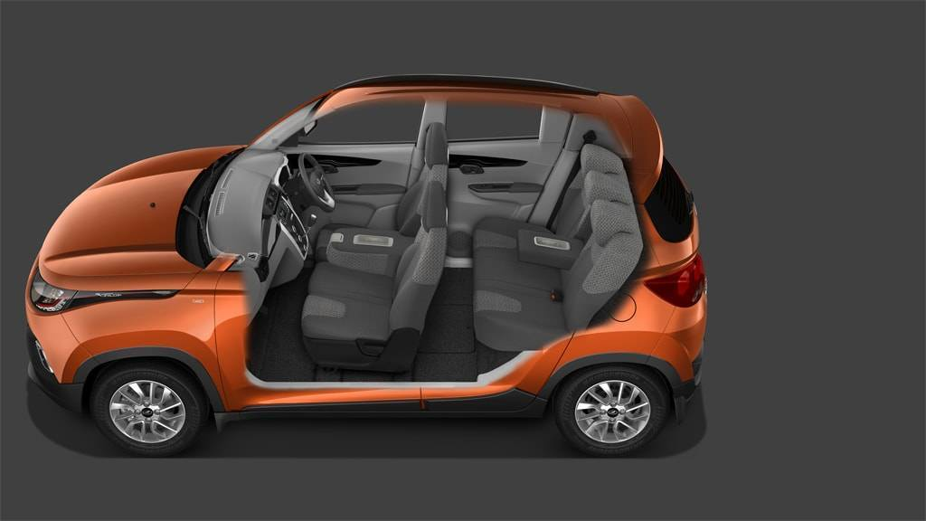 mahindra kuv100 price in india gst rates images mileage features reviews mahindra cars. Black Bedroom Furniture Sets. Home Design Ideas