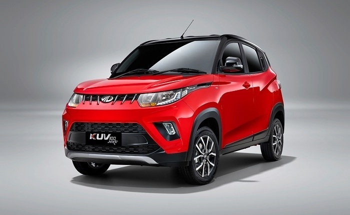 mahindra kuv100 price in india images mileage features reviews mahindra cars. Black Bedroom Furniture Sets. Home Design Ideas