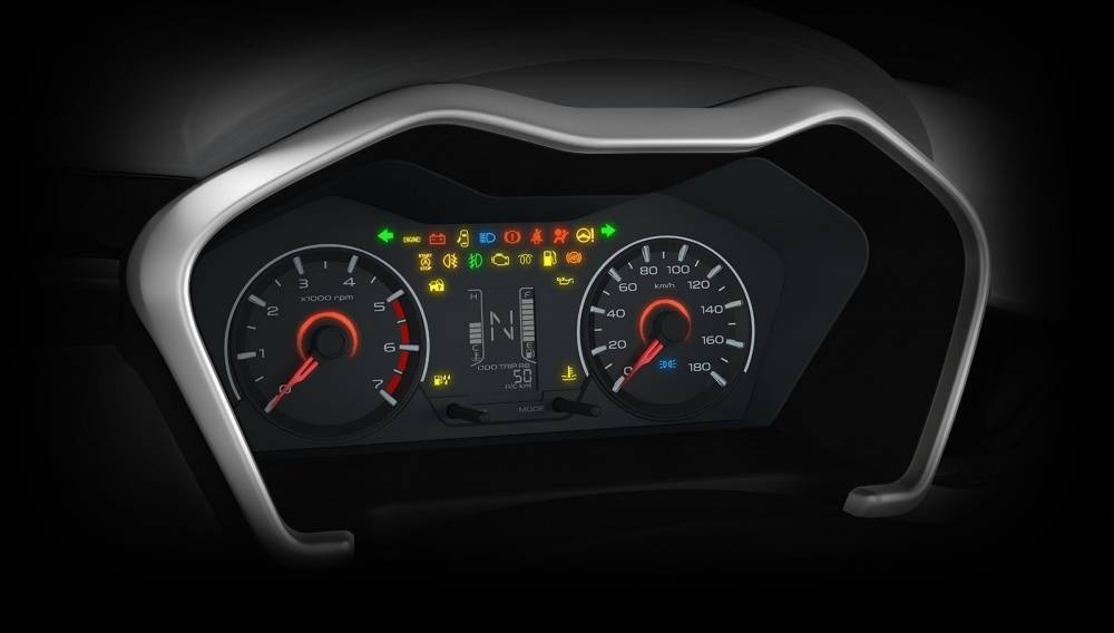 Twin POD Instrument Cluster
