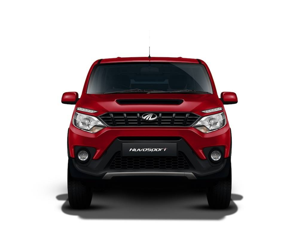 Mahindra Nuvosport Price In India Images Mileage