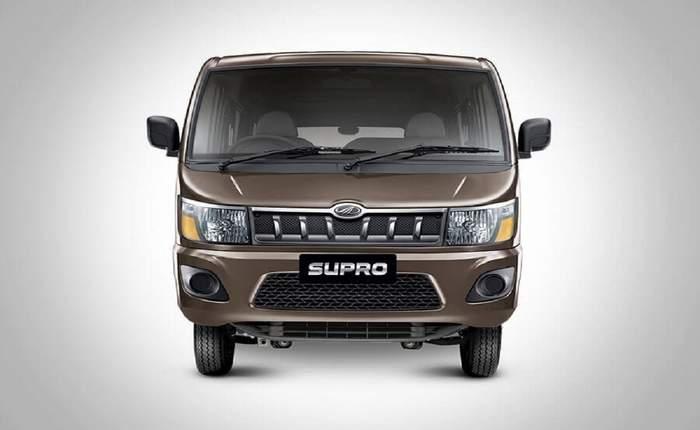 e1b4f738c5 Mahindra Supro Price in India