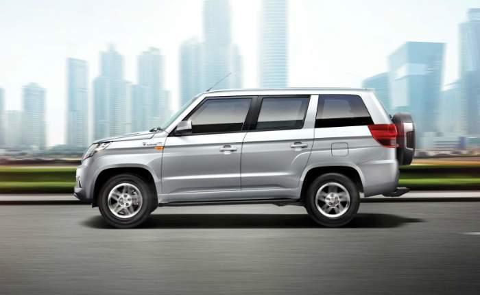 Mahindra Tuv300 Plus Price In India Images Mileage