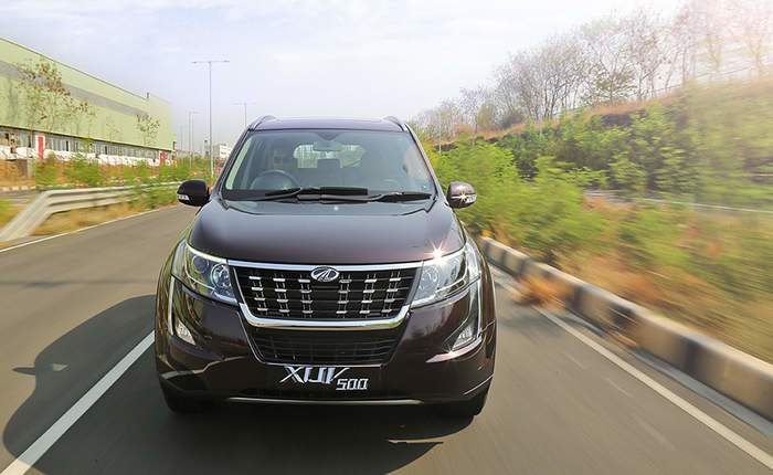Mahindra XUV500 Price in India, Images, Mileage, Features
