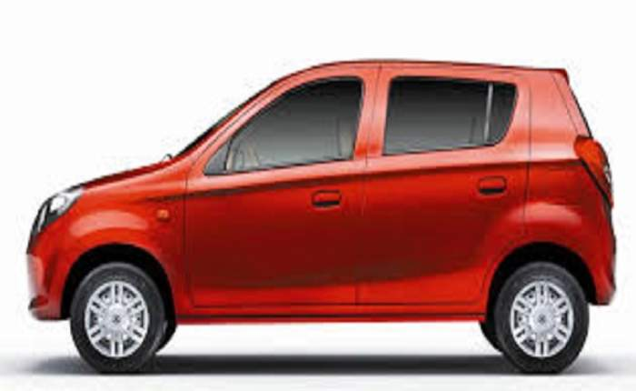 Alto  Car Price In Kolkata