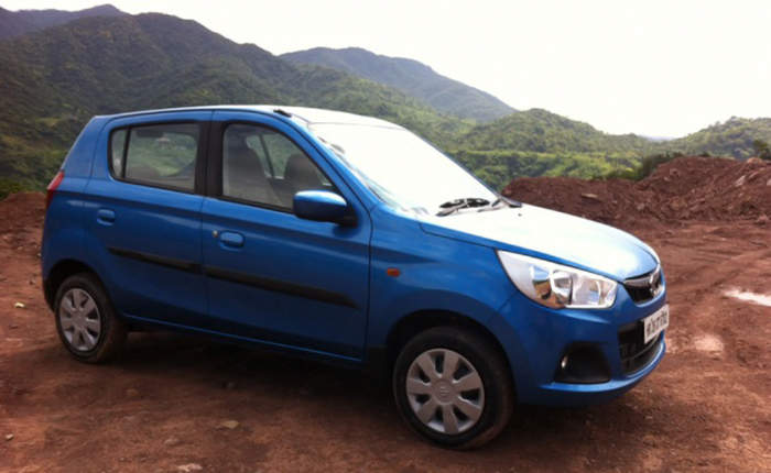 Maruti Suzuki Alto K10 Price In India Images Mileage