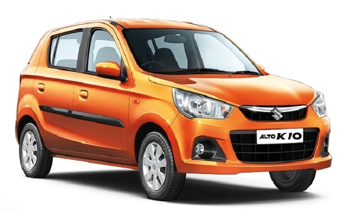 Maruti Suzuki Alto K10 Price in India, Images, Mileage