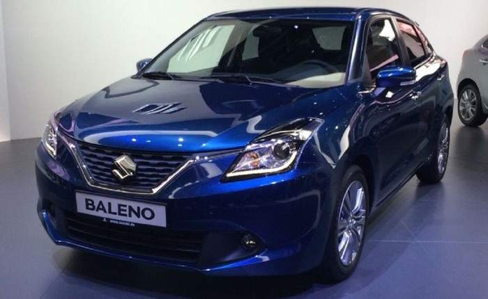 Maruti Suzuki Baleno Alpha Diesel Price Features Car Specifications