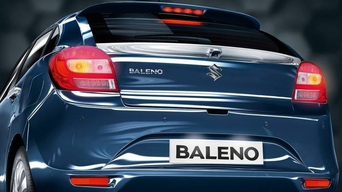 Suzuki Baleno Service Manual
