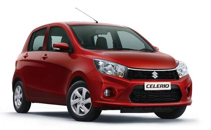 maruti suzuki celerio vxi price features car specifications. Black Bedroom Furniture Sets. Home Design Ideas