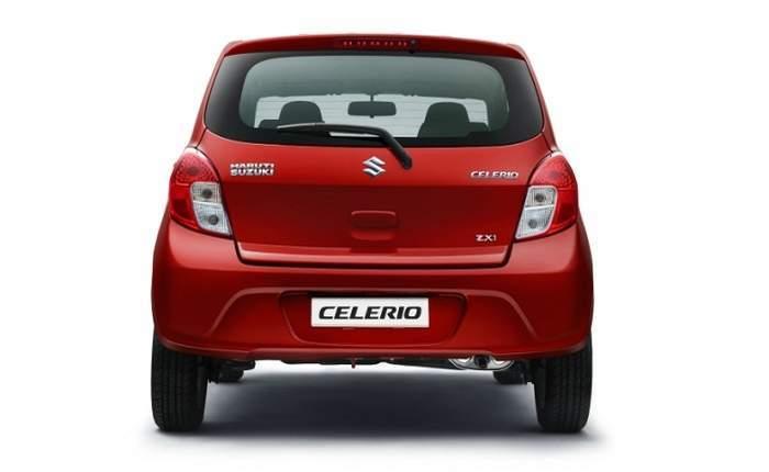 maruti suzuki celerio vxi price features car specifications