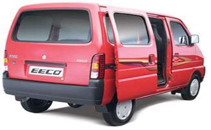 Maruti Suzuki Eeco India, Price, Review, Images - Maruti ...
