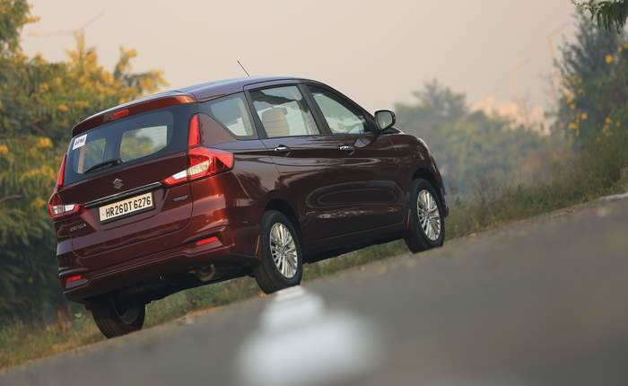 Maruti Suzuki Ertiga Vxi Price Features Car Specifications