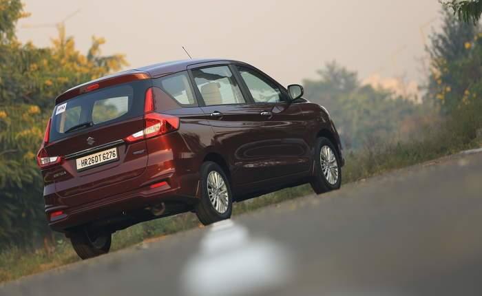Maruti Suzuki Ertiga Smart Hybrid Zdi Plus Price Features Car