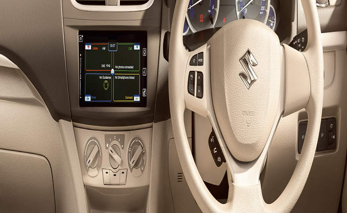 maruti suzuki ertiga smart hybrid zdi plus price features car specifications. Black Bedroom Furniture Sets. Home Design Ideas