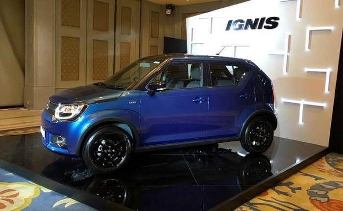 Maruti Suzuki Ignis Delta Petrol Price Features Car Specifications