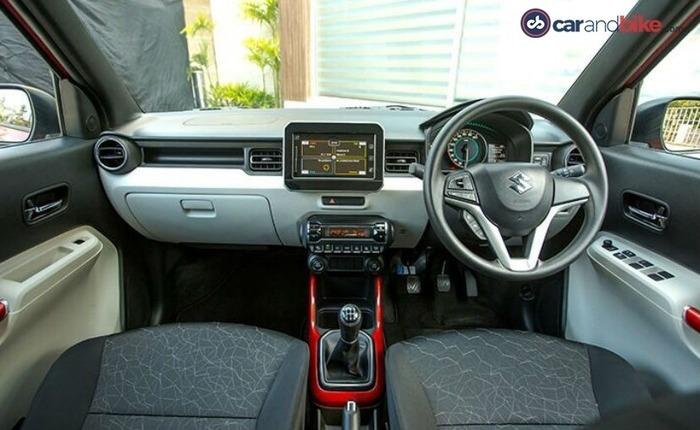 Maruti Suzuki Ignis Price in India, Images, Mileage, Features