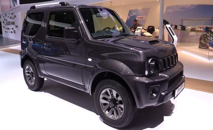 Maruti Suzuki Jimny 2019 Price in India Launch Date Review