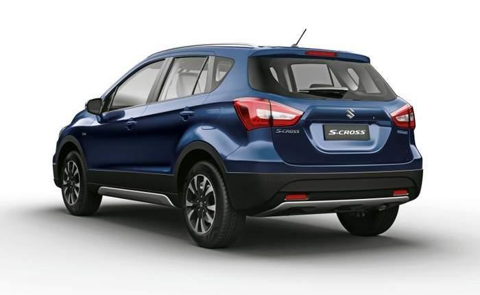 Maruti Suzuki S Cross India Price Review Images