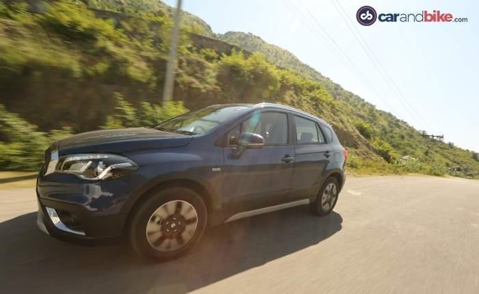 Maruti Suzuki S Cross Price In Hyderabad Get On Road Price Of