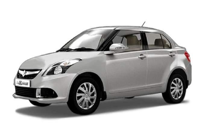 Maruti Suzuki Swift Dzire Top Model Price In Delhi