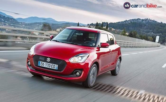 New Maruti Suzuki Swift Zxi Price Features Car Specifications