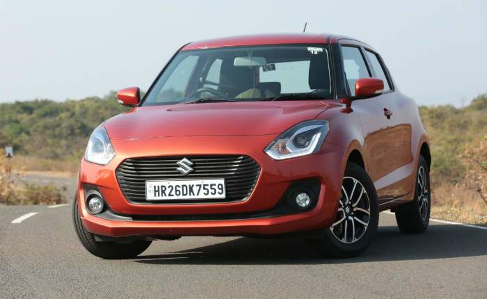 New Maruti Suzuki Swift Price In Thrissur Get On Road Price Of