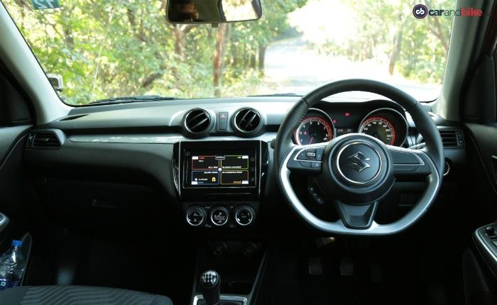 New Maruti Suzuki Swift Price in India, Images, Mileage